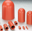 Silicone Rubber Caps and Plugs, silicone caps, silicone plugs, silicone cap manufacturer, silicone plug manufacturer