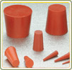 Tapered Silicone Plugs