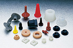 StockCap - Rubber Molding