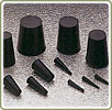 EPDM Tapered Plugs & Stoppers