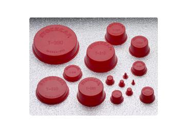 Tapered Plastic Plugs 93507 Red T Plug Kit 30 Bag